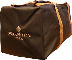 Authentic-Patek-Philippe-Sports-Bag-Holdall-Rare