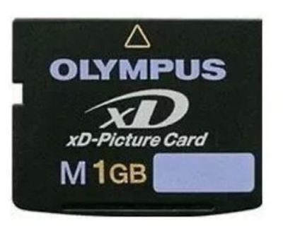 Digital Camera 1gb Card - 1GB Olympus XD-Picture Memory Card Type M for Digital Cameras Free Shipping