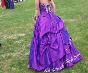 Prom dress  Prince George British Columbia image 1