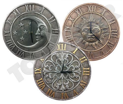 Sun Moon Clock Ebay