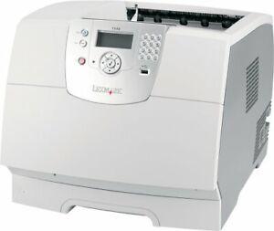 Like New Lexmark Laser Printer w/ Bonus Ink Toner