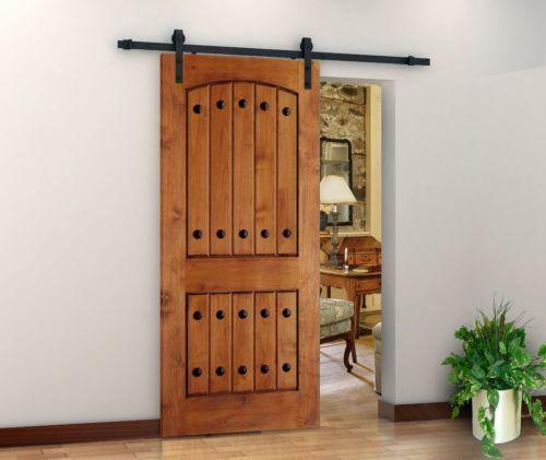 Wood Barn Door Ebay