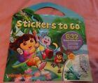 Dora the Explorer Dora the Explorer Stickers Character Toys
