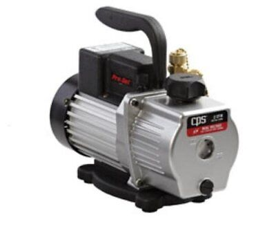 Cps Vpd2 Dual Voltage 2 Cfm Two-stage 115230v Vacuum Pump