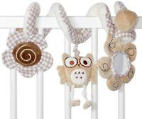 Baby Spirale Peluche Owl Carrozzina Sedile Auto Cot Lettino Attività Sonaglino 0 -  - ebay.it