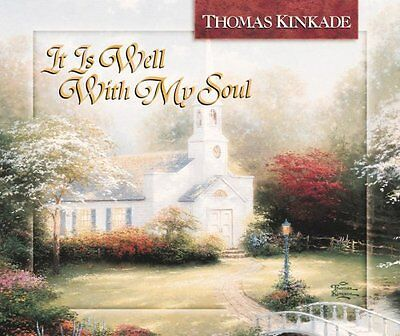 It Is Well with My Soul (Lighted Path Collection) by Thomas Kinkade