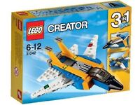 LEGO 31042 Creator Super Soarer Set NEW