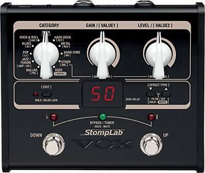 VOX SL1G 1G Amplifier Multi Effect Stomplab Pedal for Guitar