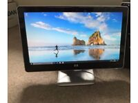 "HP Pavilion 2009v 20"" Widescreen LCD Monitor"
