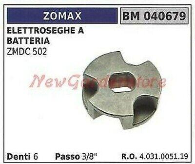 Piñón ZOMAX Para Sierra Eléctrica con Batería Zmdc 502 040679