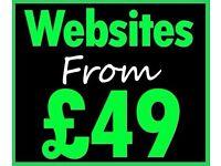 Web Design & Development | Google SEO | Graphic Designer | Mobile website | E Commerce | Wordpress
