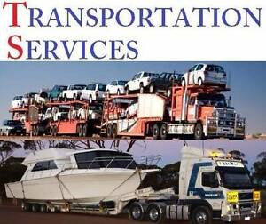 Transportation and Removals - Cars Boats Caravans & Machinery Perth Perth City Area Preview