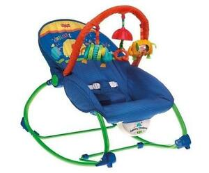 Fisher Price Elephant Infant-to-Toddler Rocker
