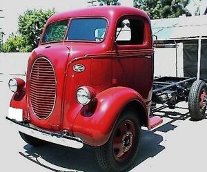 WANTED OLD METRO / COE / OR OTHER SIMILAR TRUCK