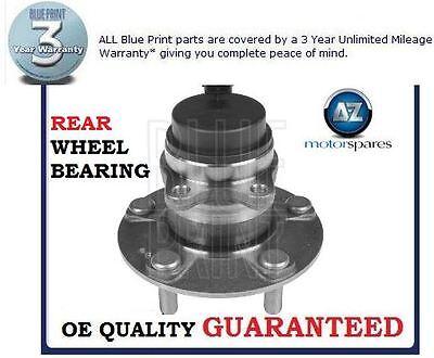 FOR HYUNDAI iX20 ALL MODELS  2010   NEW REAR WHEEL BEARING HUB KIT OE QUALITY