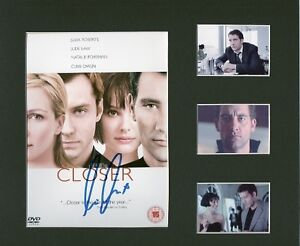 CLIVE-OWEN-Signed-10x9-Photo-Display-KING-ARTHUR-CLOSER-COA