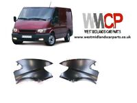 FORD TRANSIT MK6 FRONT WING NEW