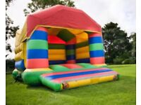 Bouncy castle hire needed