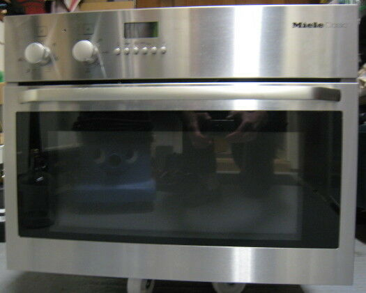 Miele H147mb Built In Microwave Combination Oven For