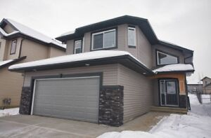 LEDUC- BRAND NEW ATTACHED GARAGE MODIFIED BUNGALOW!