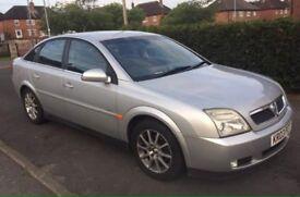 Vauxhall vectra elite *low miles*