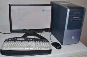 Kodi Computer Windows 10 Athlon x2 4400+ 2GB DDR2 Ram 250GB HD