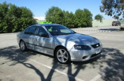 2006 Ford Falcon BF MkII XT Silver 4 Speed Auto Seq Sportshift Sedan Epping Whittlesea Area Preview