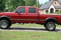 Looking for 1994-1997 F250/350 crew cab with short box