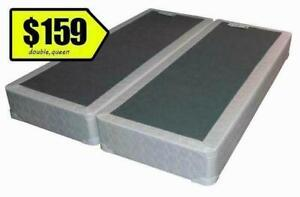 Brand New Split Queen Box Spring / Box Foundation Pair with FAST delivery **Best Nationally Advertised Price**