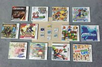 3DS Games _ Pokemon Omega Ruby, Zelda, Mario Kart 7, Mario Party