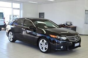 2010 Honda Accord 10 Euro Luxury Black 5 Speed Automatic Sedan Morley Bayswater Area Preview