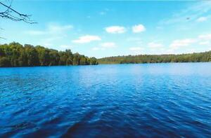 Little Crosby Lake: Vacant Land, 267+Ft Waterfront