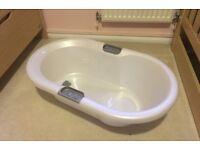 Baby bath & top+tail basin