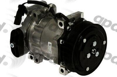 A/C Compressor-GAS Global 6511551