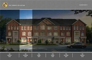 Brand New Townhouse For Sale At Bathurst And Teston Road... Zone