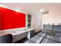 Student room available at Beaverbank student accommodation
