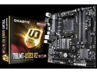 AMD fx8350 black edition 8 Cores 4.00ghz
