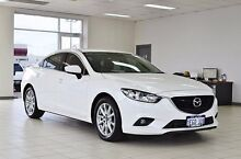 2012 Mazda 6 6C Touring White 6 Speed Automatic Sedan Morley Bayswater Area Preview