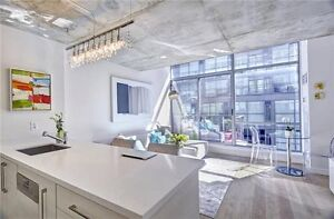 One-Of-A-Kind Very Special Loft In A Boutique Bldng. In Toronto