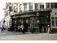 Shift Supervisors required for bustling London Pub