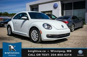 2016 Volkswagen Beetle Coupe w/ Backup Cam/Heated Seats 0.99% Fi