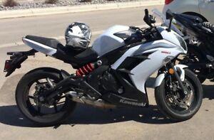 Low Kms, Like New 2013 Kawasaki Ninja 650 ABS