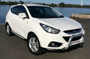 2013 Hyundai ix35 LM MY13 Elite (FWD) 6 Speed Automatic Wagon Taree Greater Taree Area Preview