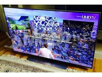 """55"""" Samsung 4K ULTRA HD 3D LED smart WiFi freeview built in"""