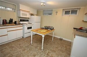 Large 1 bed bsmnt aprt avail Oshawa Harmony/King (ALL INCLUSIVE)