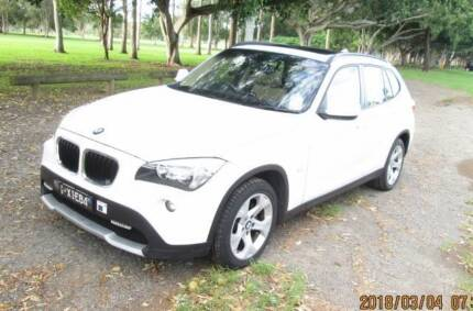 2010 BMW X1  sDrive 1.8i E84 Manual MY11 Wagon ONLY 27,000 kms!
