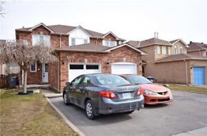 3+1 Bedrooms Semi-Detached House, Mississauga