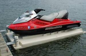 Glide n Ride Jet Ski Tinny Dry Dock Pontoon 3.3mt Sydney City Inner Sydney Preview