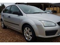 FORD FOCUS 1.6 *((LOW INSURANCE GROUP ))) **MOT- 1 FULL YEAR*FULL SERVICE HISTORY*5 DOORS HATCHBACK*