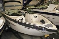 2014 Monterey Boats 268SS Bowrider with Trailer